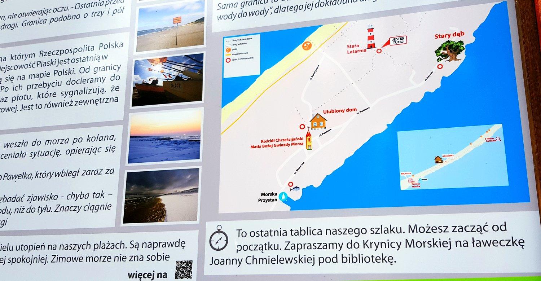 STARA LATARNIA MORSKA W PIASKACH - SZLAK JOANNY CHMIELEWSKIEJ