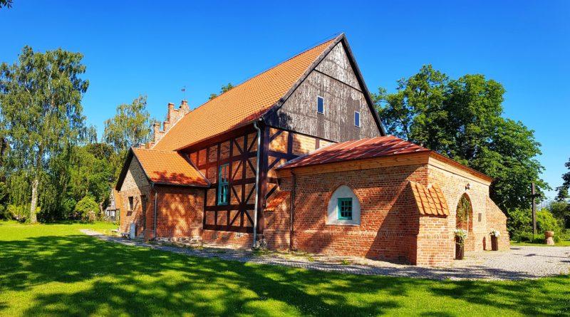 Cerkiew greckokatolicka w Cyganku
