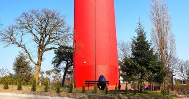 latarnia morska w Krynicy