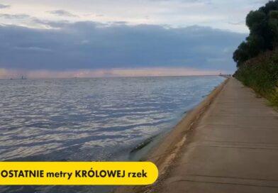 Mikoszewo i Mewia Łacha. Piesza trasa 8.5 km