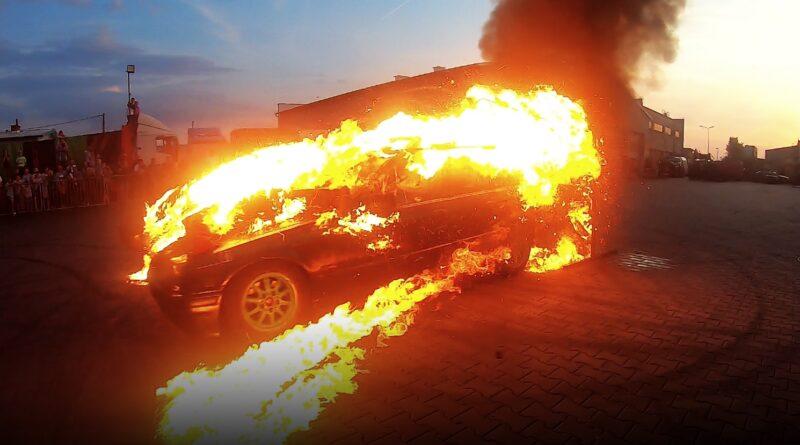 monster truck show w malborku