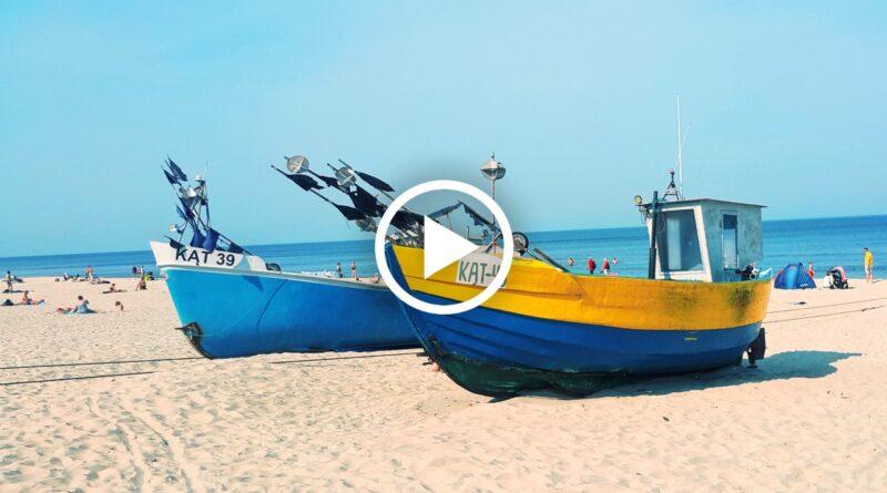 plaża w kątach rybackich II