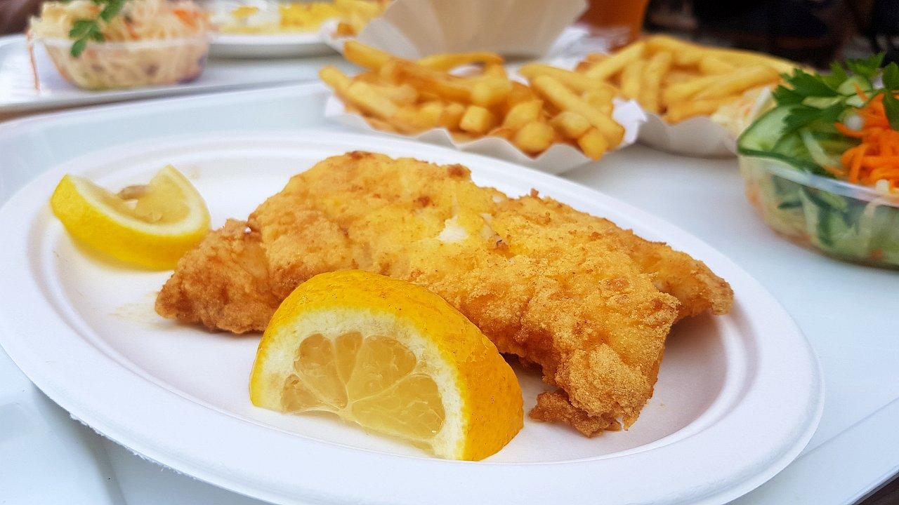 ile kosztuje ryba nad morzem