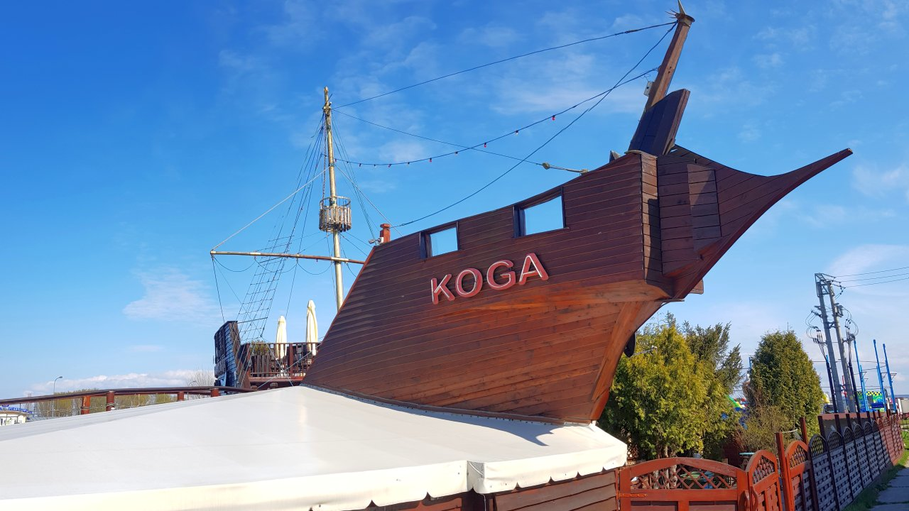statek koga z krynicy morskiej 1