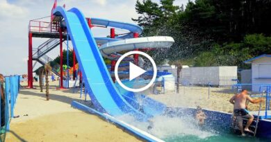 Plaża w Stegnie wakacje 2021